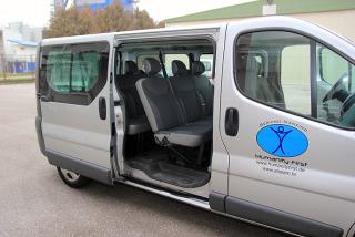Opel Vivaro, kojeg je zagrebačkom Caritasu donirala Humanity First Njemačka