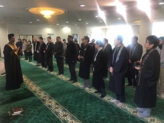 Sudionici se informiraju o osnovama Ahmadijskog učenja