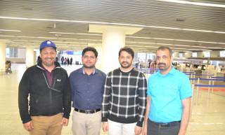 Liječnička ekipa i članovi HFD odlaze služiti čovječanstvu